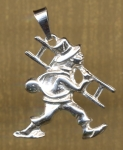 (I) Chimney sweep silver