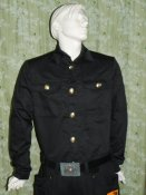 Chimney sweep shirt with long sleeve.